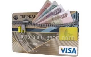 Как рассчитать процент по кредитной карте сбербанка
