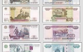 Чем обеспечен рубль в россии
