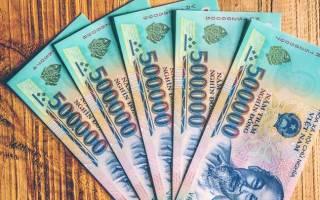 Какие деньги лучше брать во вьетнам