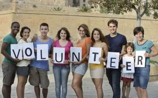 Conservation volunteers как попасть