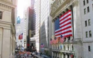 Доля финансового сектора в ввп сша