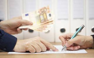 Как правильно дать деньги в долг