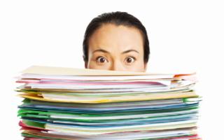 Как заполнять личный листок по учету кадров