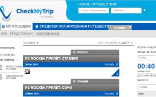 Как проверить авиабилет по номеру билета