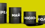 Когда нефть начнет дорожать