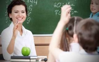 Какая зарплата у учителя начальных классов