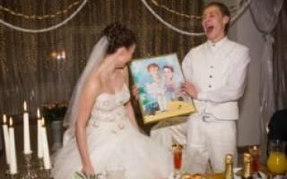 Что подарить на свадьбу если нет денег